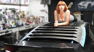 Download 2JZ BRZ Pt 15 - DIY Window Louvers!! And Girlfriend Clickbait... Video