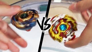 Download HAND SPIN ONLY⚠️..Can Spriggan Requiem SPIN STEAL Better Than Drain Fafnir?! - Beyblade Burst Video