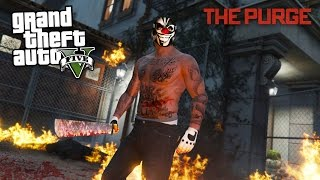 Download THE PURGE!! (GTA 5 Mods) Video