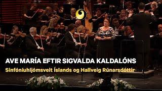 Download Sigvaldi Kaldalóns: Ave María (Hallveig Rúnarsdóttir) Video