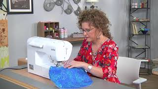 Download Make a circular jewelry pouch on It's Sew Easy with Kay Whitt (1606-1) Video