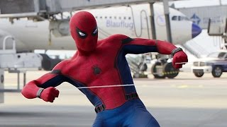 Download Spider-Man - Fights/Swinging Compilation IMAX HD Video