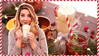 Download Quick & Easy Festive Drinks | Zoella Video