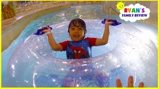 Download Great Wolf Lodge Indoor Waterpark Playground for Kids!!!! Video