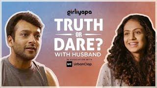 Download Truth Or Dare With Husband   Girliyapa's Womaniya Video