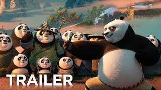 Download Kung Fu Panda 3 | Official HD Trailer #2 | 2016 Video