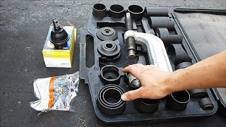 Download How to Replace a Ball Joint (in depth, ultimate guide) Video