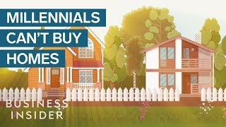 Download Why It's So Hard For Millennials To Buy Homes Video