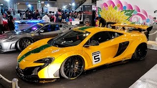 Download Packing Up the 2017 Tokyo Auto Salon Video