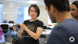 Download Watson IoT Hackathon Video