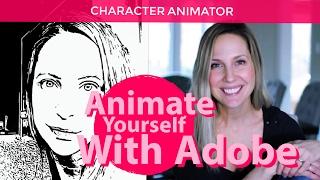 Download Adobe Character Animator tutorial Video