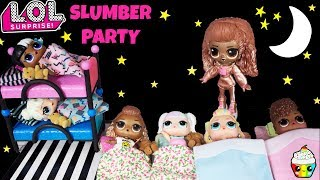 Download LOL House SLUMBER PARTY Big Sister Instagold Babysitter Pegasus Unicorn Surprise Video