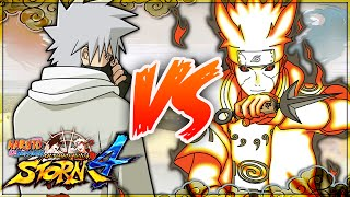 Download [PC] NARUTO SHIPPUDEN: Ultimate Ninja STORM 4 | Hokage Kakashi VS Bijuu Minato Video