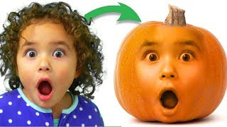 Download Oh No I Turned Into a Pumpkin! Video