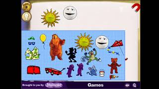 Download Bear in the Big Blue House JuniorNet Games Video