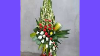 Download Một số mẫu cắm hoa đẹp , 꽃꽂이, 花, flower arrangement/ sakim naga / Video