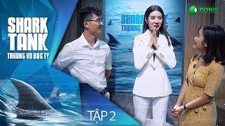 Download 4 Tỷ Đầu Tư Cho Startup Dấm Gạo Thủy Tâm | Shark Tank Việt Nam Tập 2 [Full] Video