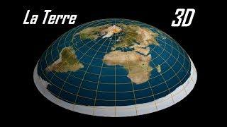 Download 🔮 TERRE PLATE - DES ANIMATIONS A EN PERDRE LA BOULE !!!! Video