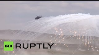 Download Largest ever military drills with Russia, China & other SCO nations Video