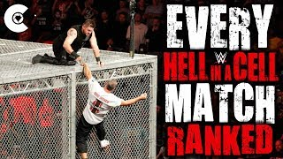 Download Every Hell In A Cell Match Ranked From WORST To BEST Video