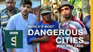 Download World's Most Dangerous Cities: Port Moresby (PNG) BBC Stories Video