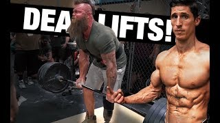 Download Stronger Deadlift - GUARANTEED! (3 Monster Moves) Video