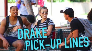 Download DRAKE PICK-UP LINES!! Video
