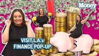Download Go Inside Stacks House, a Financial Empowerment Pop-Up in LA | MONEY Video