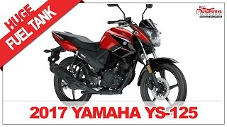 Download 2017 Yamaha YS125 Price and Specifications Video