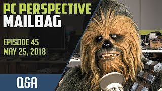 Download PCPer Mailbag #45 - ″Hurry Up, Solo Starts in 15 Minutes″ Edition Video