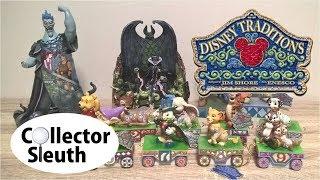 Download Jim Shore Disney Traditions Maleficent Hades Birthday Train Video