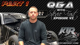 Download Q&A with Stevie Fast | Episode 6 Part 1 of 2 Video