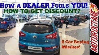 Download Car Dealer Traps - New Car Buying Mistakes - हिन्दी में - How to discount? Video