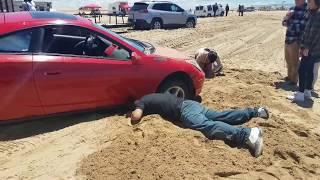 Download Got 2 wheel drive at Pismo Dunes? Video
