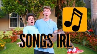 Download Songs In Real Life 2! (w/ Collins Key) | Brent Rivera Video