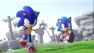 Download Sonic Generations - The Lost CG Intro Video