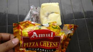 Download Amul Mozzarella cheese (Fungus) Video