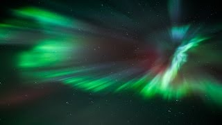 Download Real Time Video of Aurora Borealis 27.08.2015 Video