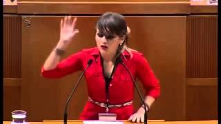 Download ¡TIENES QUE VERLO! El magistral discurso de Gloria Alvarez que revoluciona las redes sociales Video