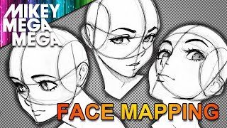 Download MAPPING THE FACE FOR ANIME & MANGA Video