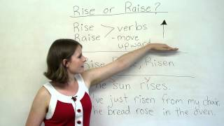 Download Grammar Mistakes - RISE or RAISE? Video