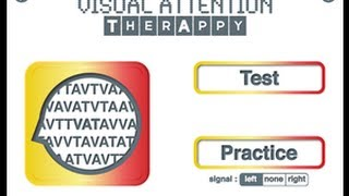Download Visual attention Therapy Video