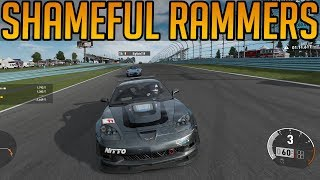 Download Forza 7: Shameful Ramming Attempts Video