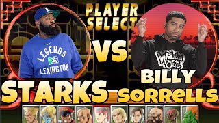 Download STARKS VS BILLY SORRELLS (& BARON DAVIS) Instagram roast battle 🔥😂😂 Video