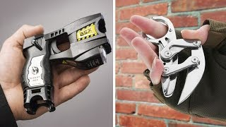 Download SELF-DEFENSE GADGETS THAT WILL PROTECT YOU ALL THE TIME Video