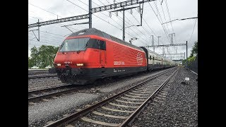 Download Führerstandsmitfahrt SBB InterCity Bern - Spiez Video