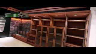 Download Market Dekorasyon, Market Tasarım - Proje 119/16 Video