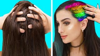 Download AMAZING HAIR HACKS that actually WORK Video