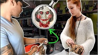 Download SELLING FAKE $300,000 6IX9INE CHAINS TO PLATOS CLOSET!! Video