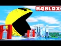 Download PACMAN IN ROBLOX! (Roblox Survive the Pacman) Video